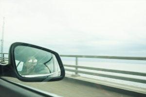 Selfie im Auto von Jen in Dänemark