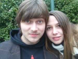 Jen und Ole damals