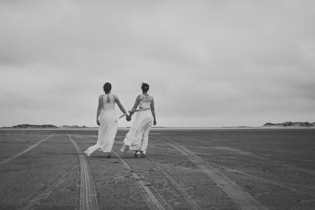Hochzeit Rømø quirin photography Heiraten in Dänemark Homoehe
