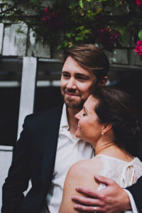 Brautpaar in Tondern Dänemark