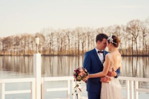 Hochzeit Ringhotel Bokel Mühle am See Outdoor