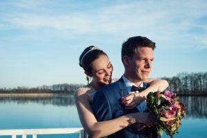 Hochzeit Bokel Mühle am See
