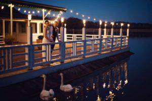 Hochzeit Ringhotel Bokel Mühle am See Seepavillon