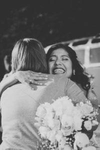 Freudentränen zur Hochzeit