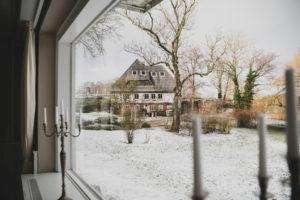 Seehotel Töpferhaus im Winter