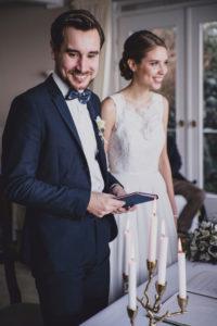 Standesamtliche Hochzeit im Seehotel Töpferhaus