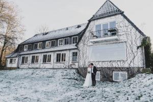 Winterhochzeit am Seehotel Töpferhaus