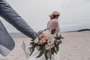 Hochzeit am Sylter Strand
