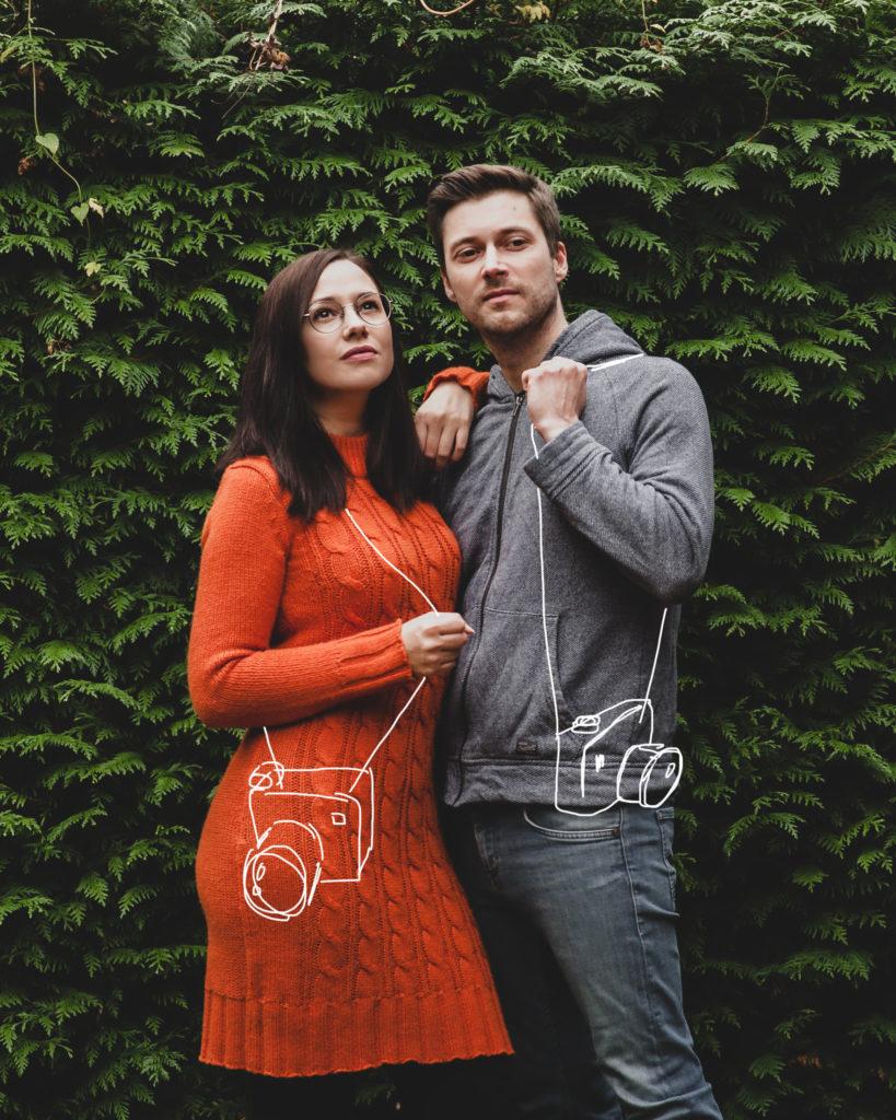 Jen und Ole Quirin