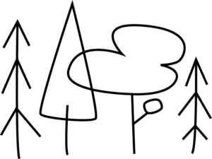 Quirin Photography Logo Bäume